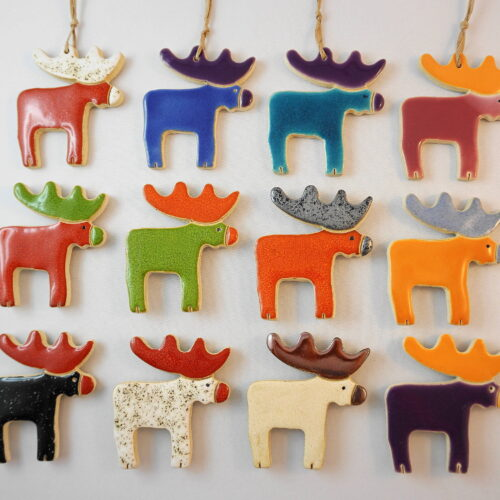 moose magnet/pendant