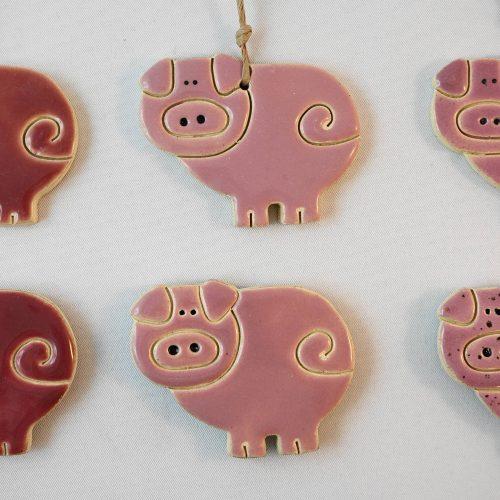 piggy magnet/pendant