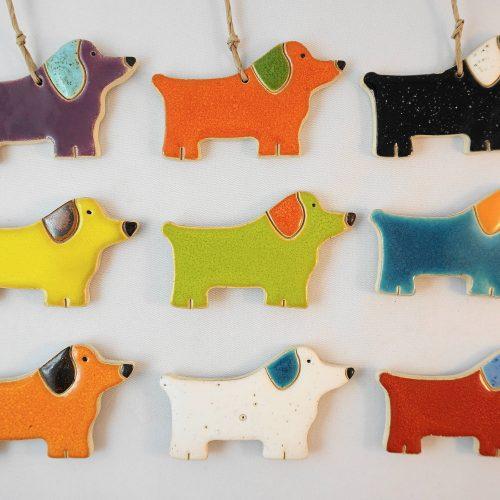 dachshund magnet/pendant