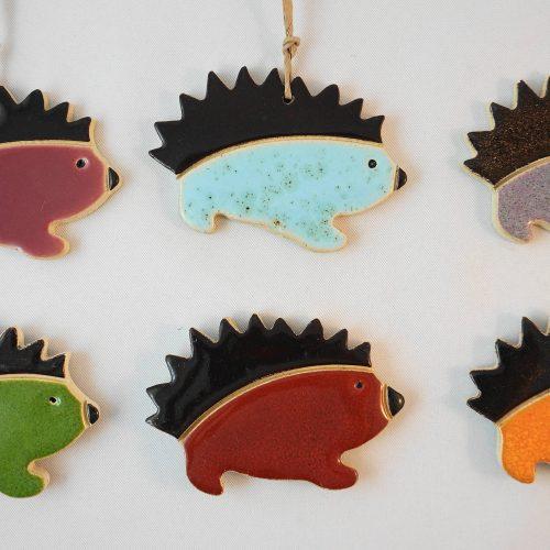 hedgehog magnet/pendant