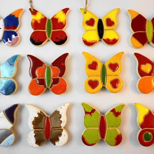 butterfly magnet/pendant