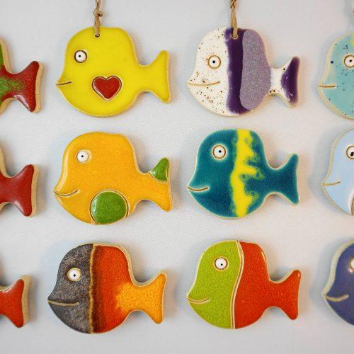 piranha magnet/pendant