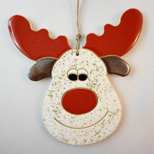 Rudolf, lenght 17cm