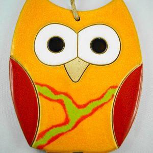 owl, h.14cm