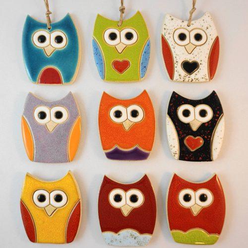 owl magnet/pendant
