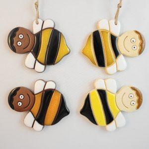 magnes/zawieszka pszczoła