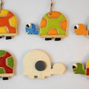 turtle magnet/pendant