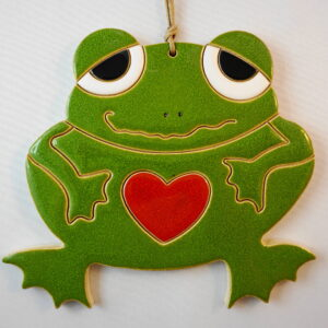 frog lenght 14cm