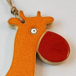 giraffe h.16,5cm