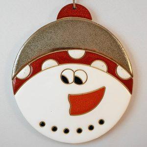 snowman,h.18cm pendant