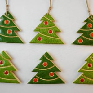 Christmas tree magnet/pendant