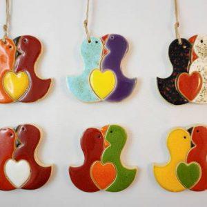 ducks magnet/pendant