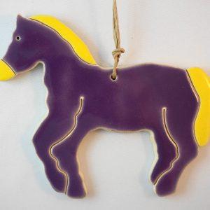 horse, lenght.18cm