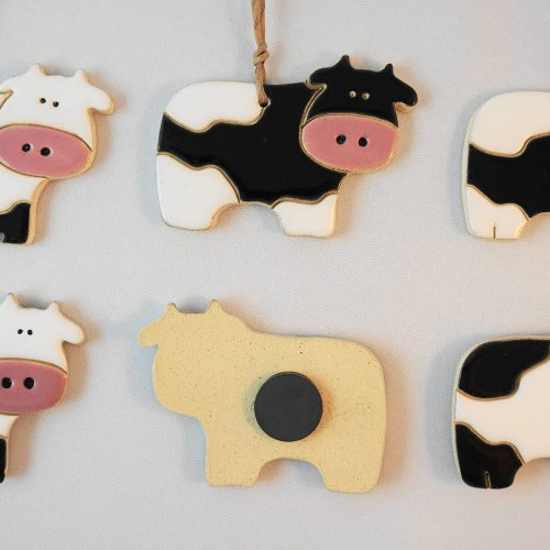 cow magnet/pendant