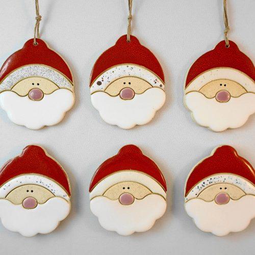 Santa Claus 2 magnet/pendant