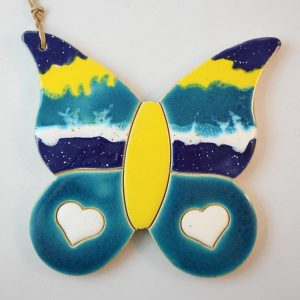 butterfly, h.14cm