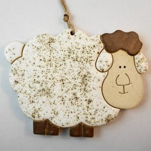 sheep, lenght 15cm