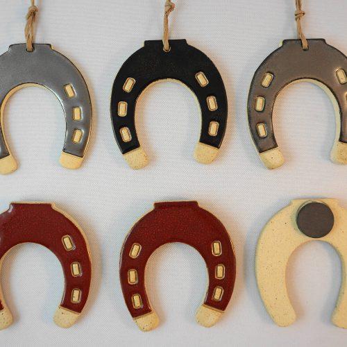 horseshoe magnet/pendant