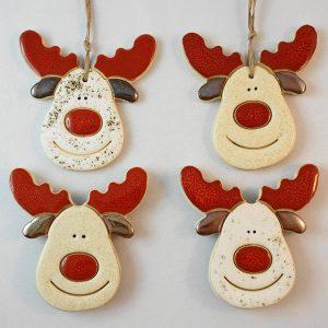 Rudolf magnet/pendant