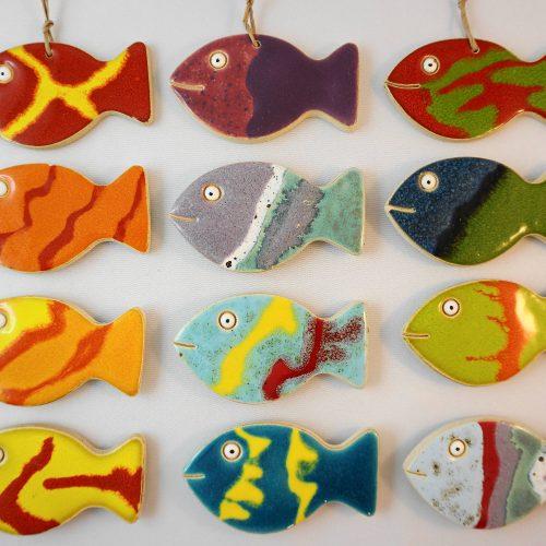 fish magnet/pendant
