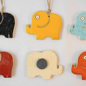 elephant magnet/pendant