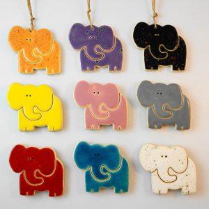 little elephant magnet/pendant