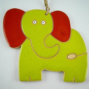 little elephant, lenght 13,5cm