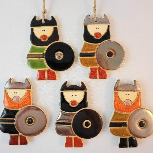 viking magnet/pendant