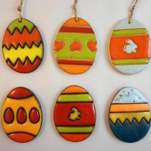 magnet/small pendant - Easter egg