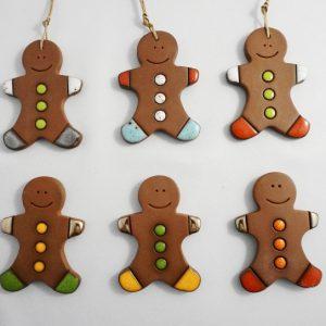 magnet/pendant gingerbread man